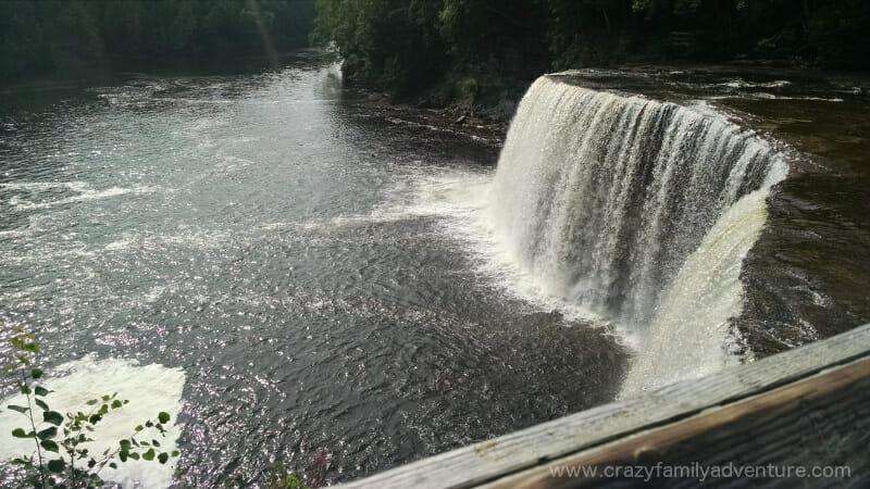 The Upper Falls!