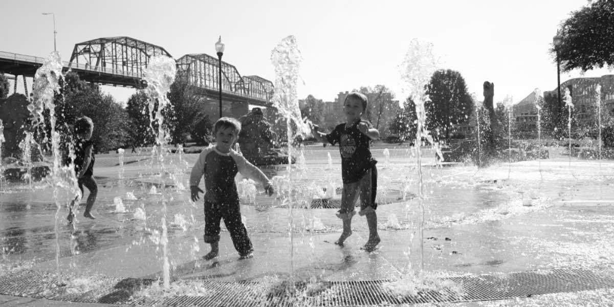 Chattanooga Fountain