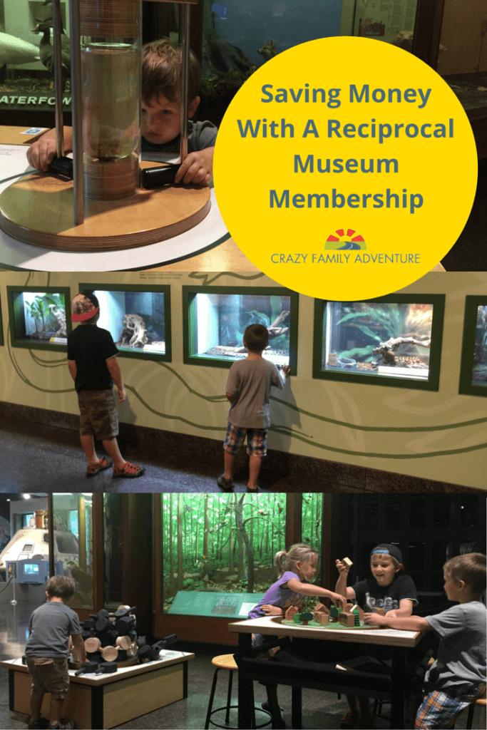 Saving Money With A Reciprocal MuseumMembership