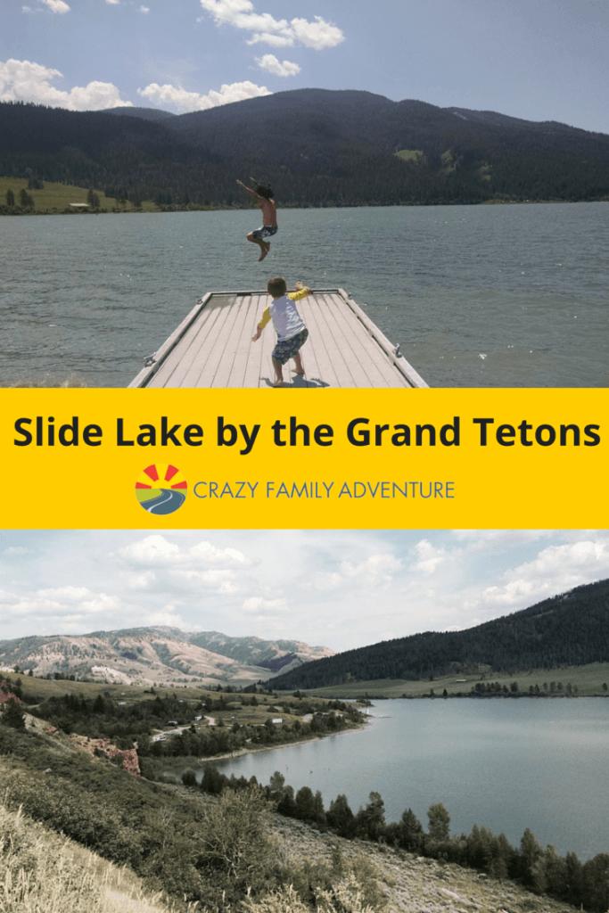 Slide Lake by the Grand Tetons-2