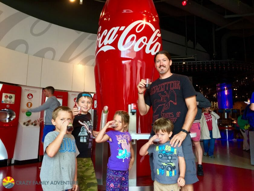 coke-family