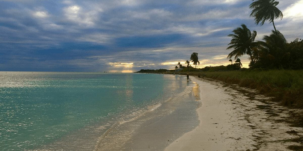 Top 11 Best Beaches In The Florida Keys [Map Included]