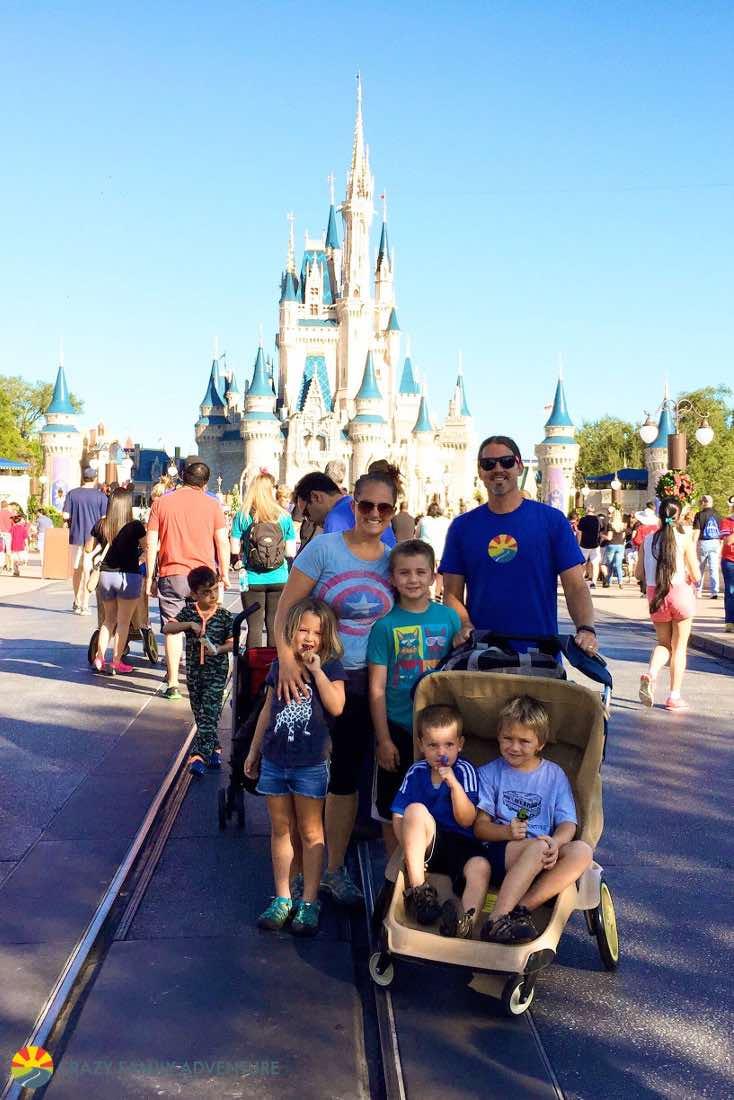 Magic Kingdom picture spot