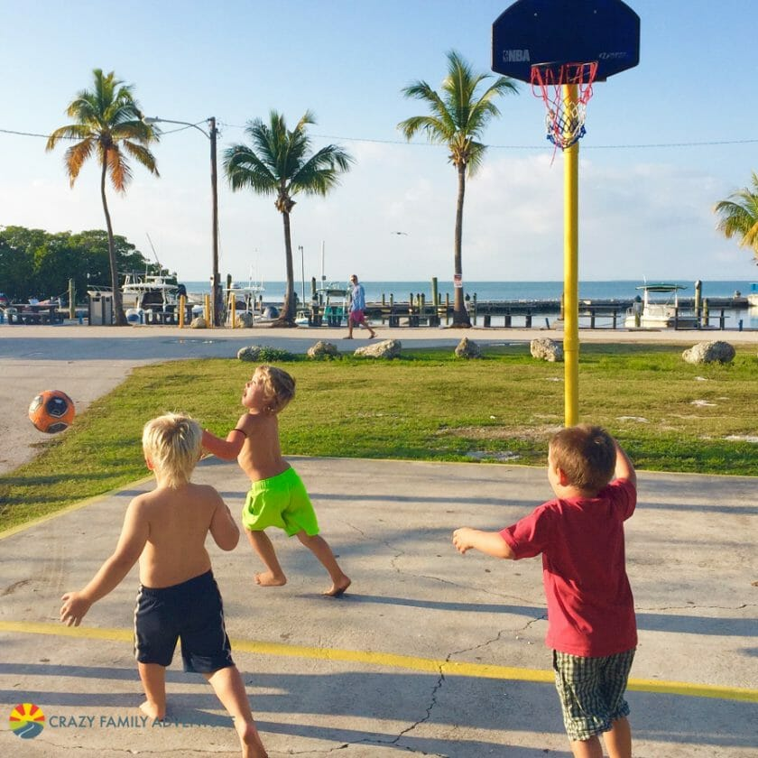 Fiesta Key Basketball