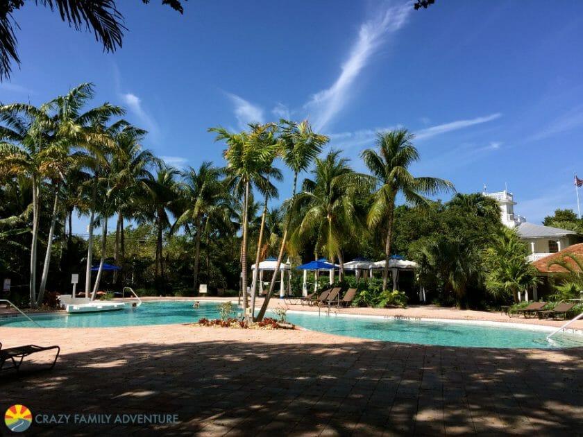 Hawks Cay Kids Pool
