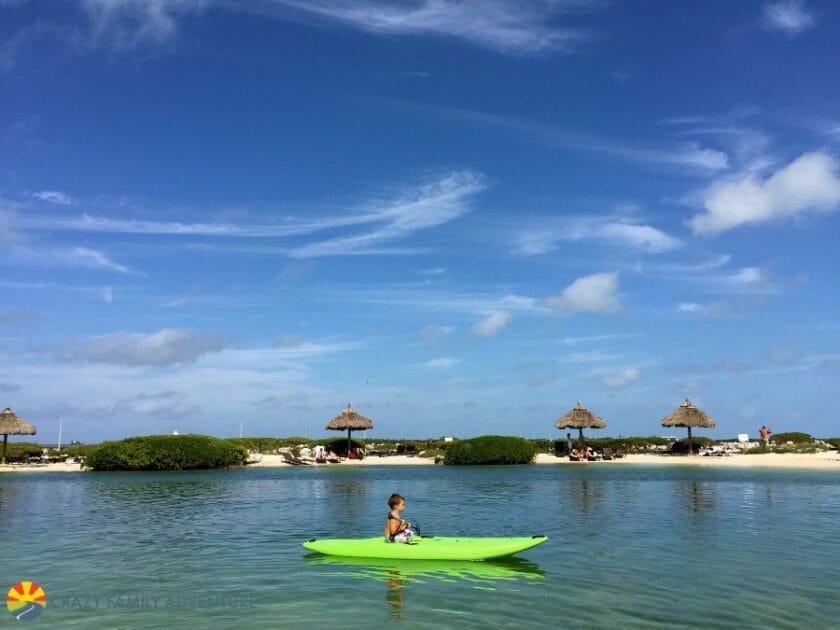 Hawks Cay Knox SUP
