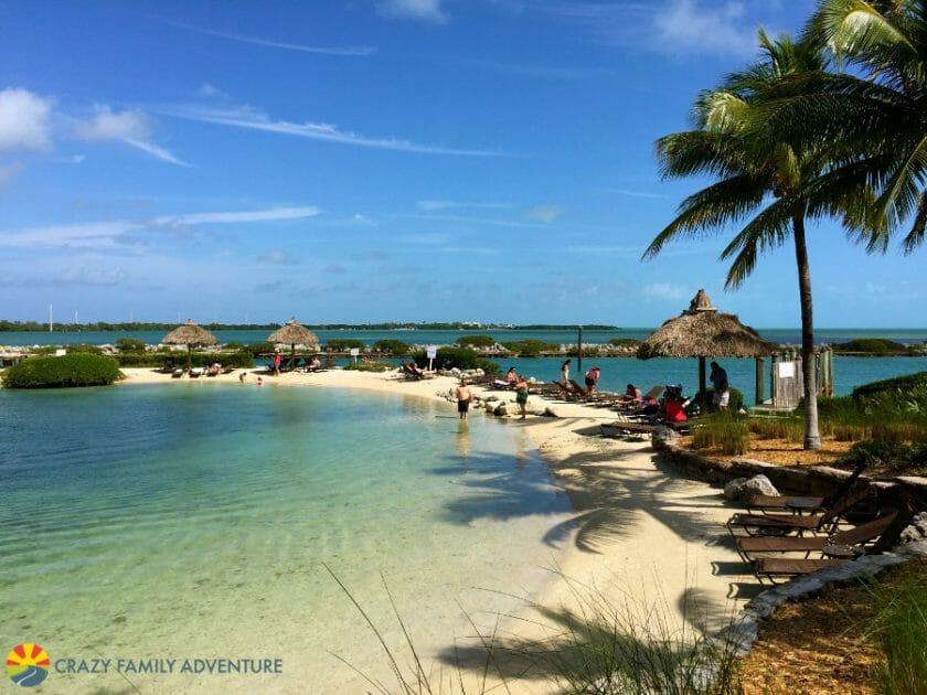 Hawks Cay Lagoon