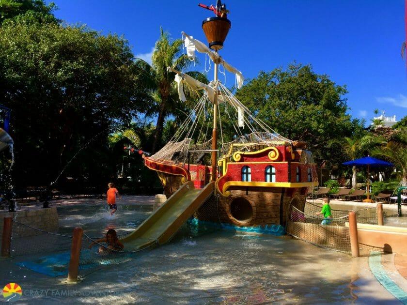 Hawks Cay Pirate Ship