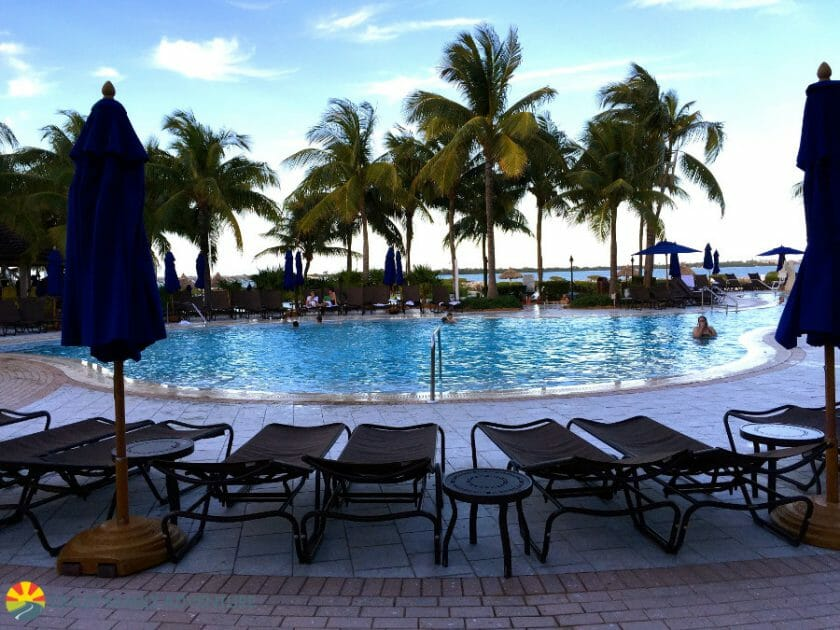 Hawks Cay Pool 2