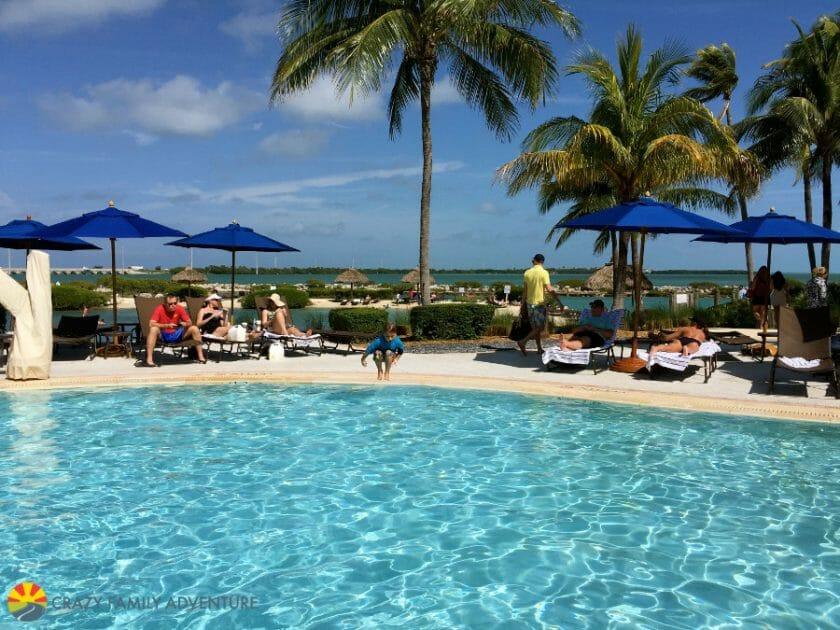 Hawks Cay Pool