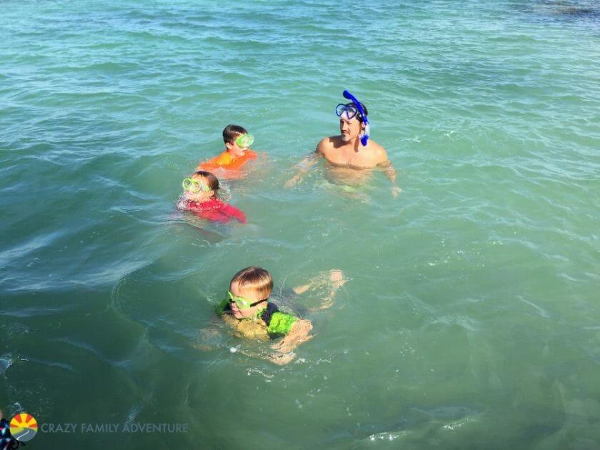 Fiesta Key Snorkeling