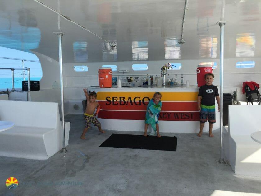 Key West With Kids - Sebago 2