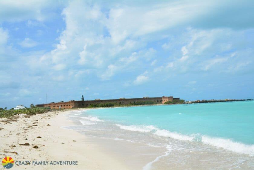 Dry Tortugas beach-4