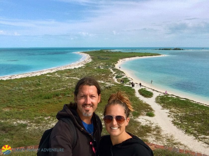 Dry Tortugas is definitely one for the bucket list!