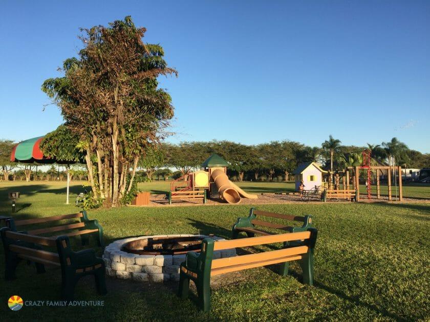 Miami Everglades RV Resort Park