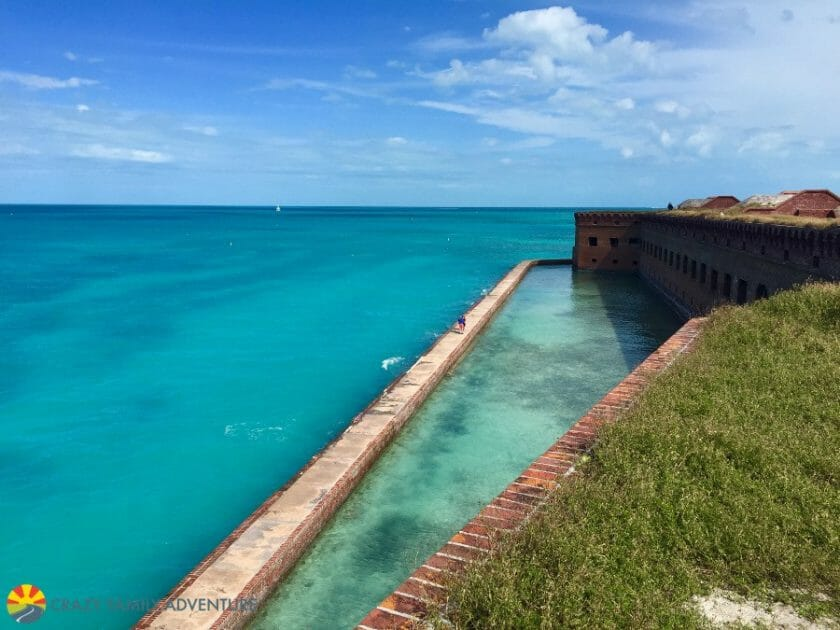 Dry Tortugas off of Key West