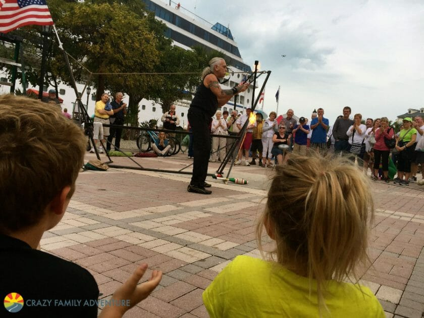 mallory-square a top thing to do in Key West