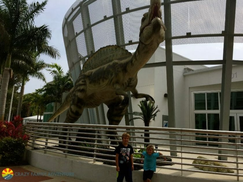 Science Center in Palm Beach Florida