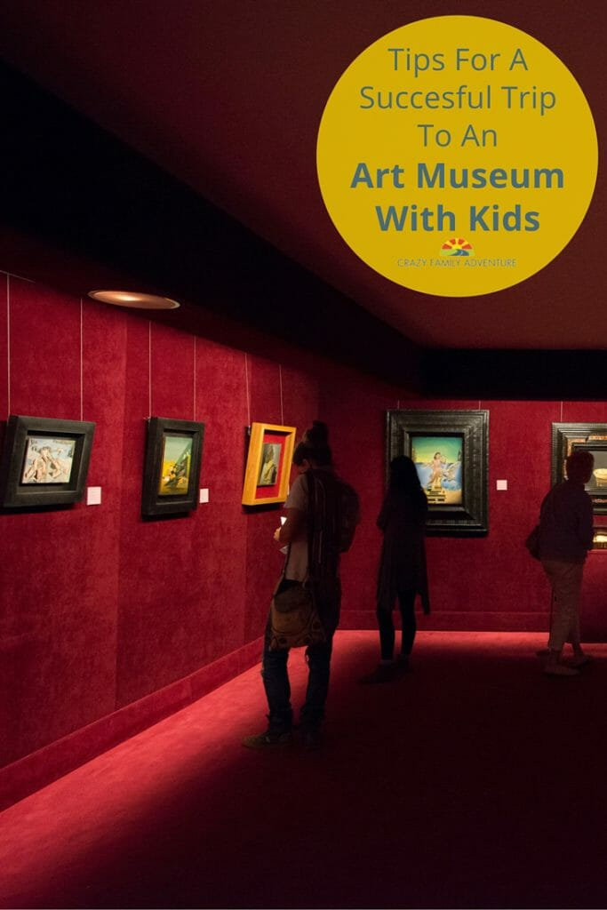 Pinterest Art Museum With Kids