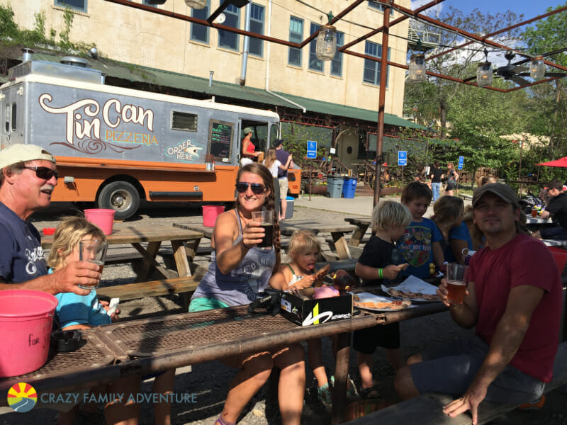 Kid Friendly Breweries in Asheville1