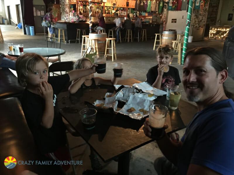Kid Friendly Breweries in Asheville4
