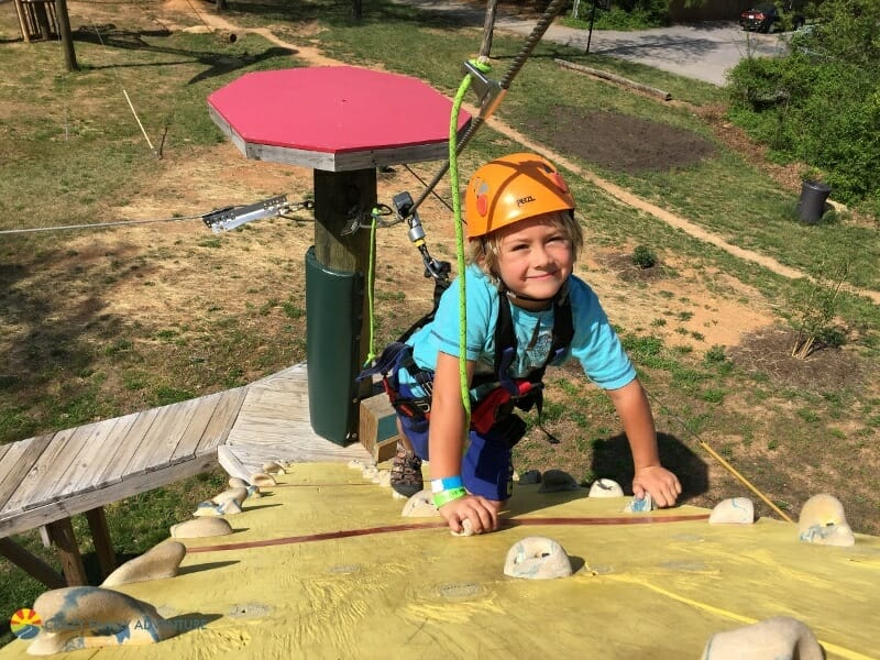 Things to do in asheville with kids - Adventure Center