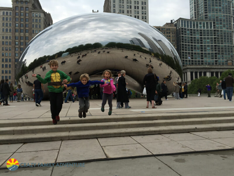 Chicago Kids Bean