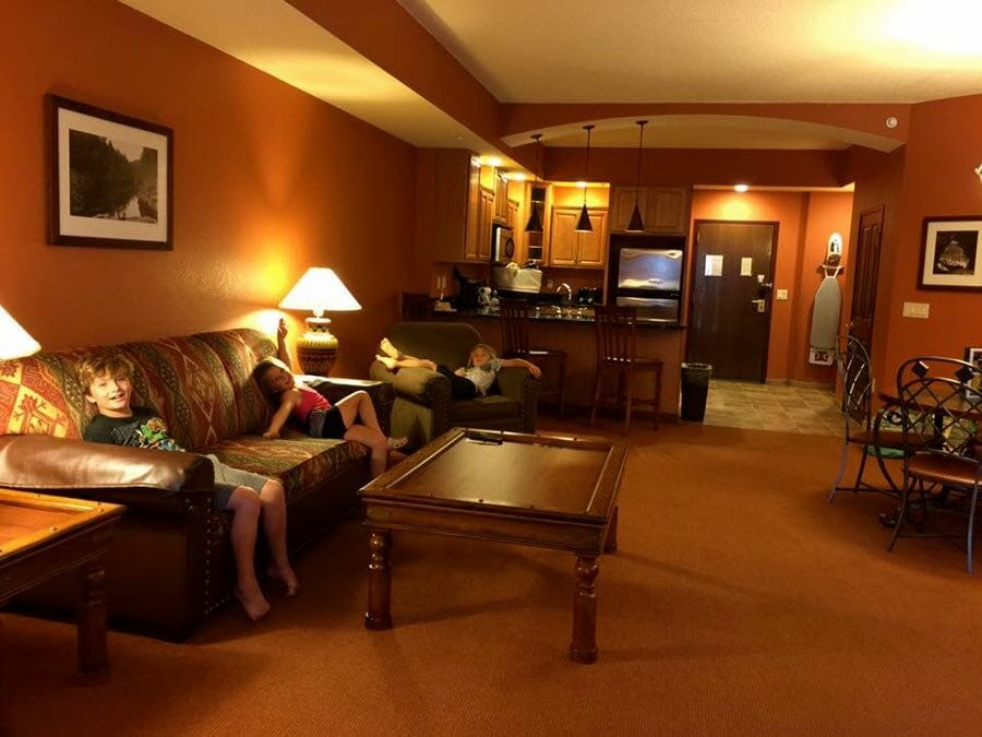 Best Family Resorts in Wisconsin Dells: Chula Vista