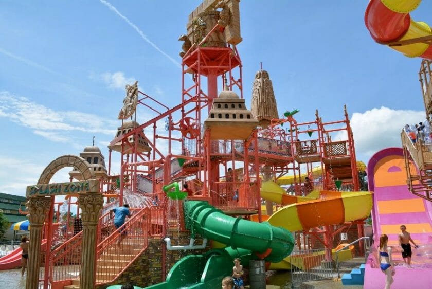Mount Olympus Waterslides