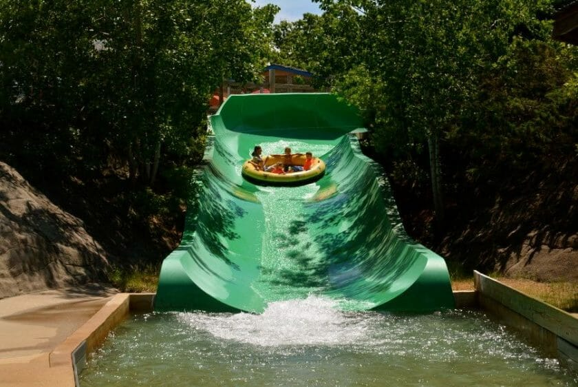 Noah's Ark Waterslides