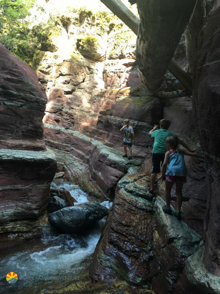 Hiking with kids 9