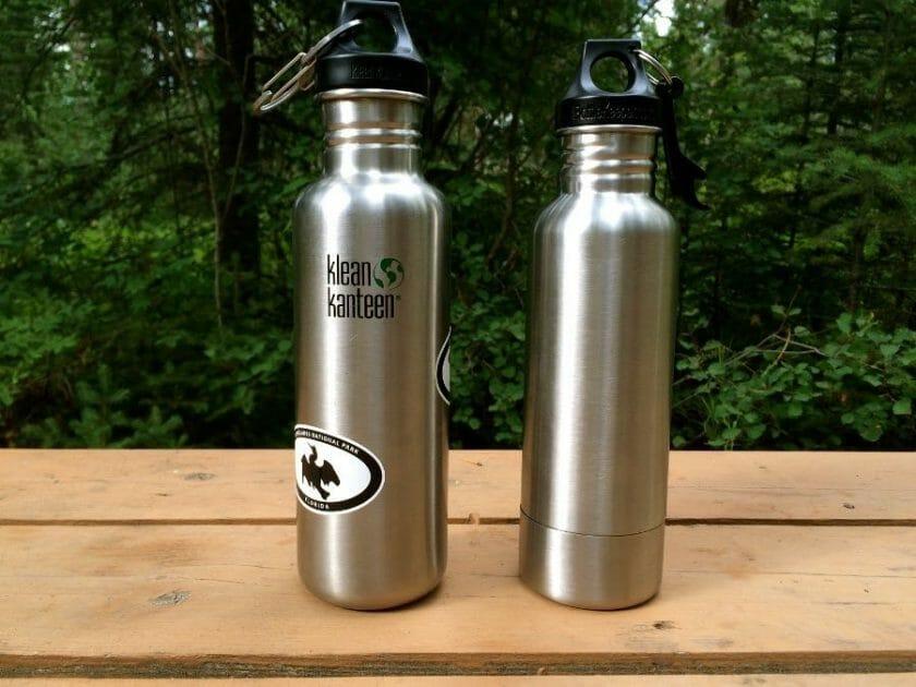 BottleKeeper vs. Klean Kanteen