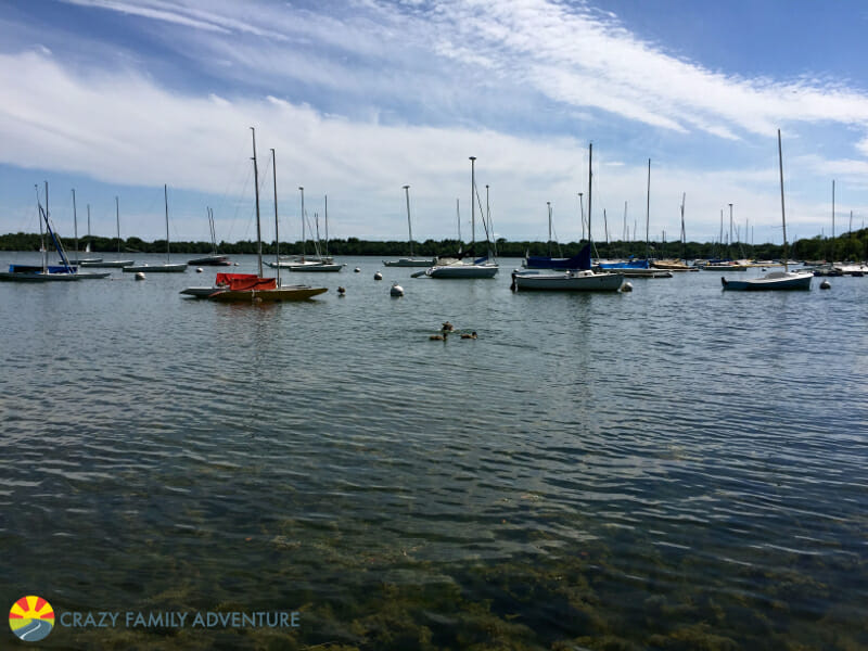 Things to do in Minneapolis with kids - Lake Harriet