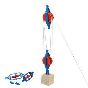 Pulley Kit - #8 on the list of Top 10 Gift Ideas For Homeschoolers
