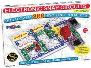 Snap Circuit Kit - #2 on the list of Top 10 Gift Ideas For Homeschoolers