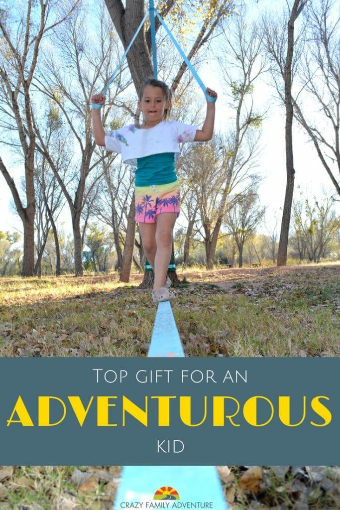 Tiny Big Adventure Slackline Kit