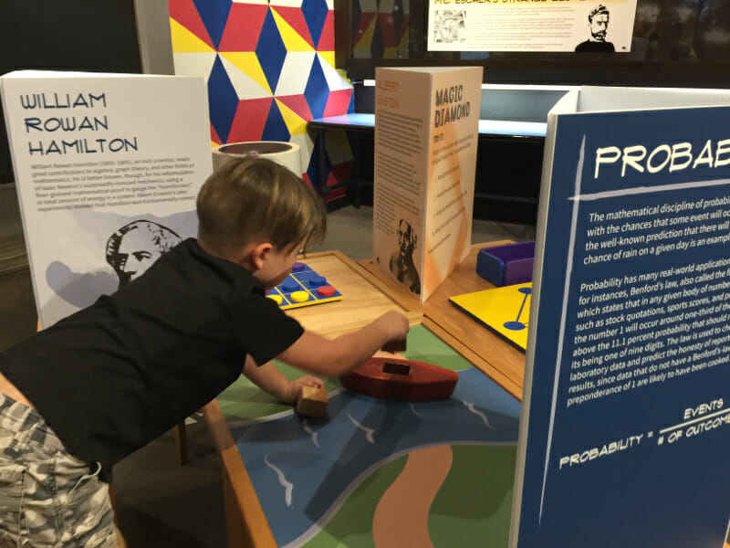 Flandrau Science Center and Planetarium is a great thing to do in Tucson with kids