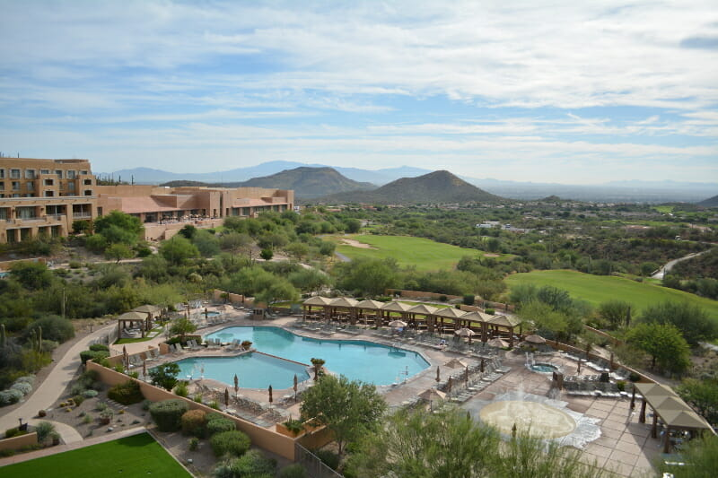 J.W. Marriott Starr Pass Resort is a great place to stay with kids in Tucson