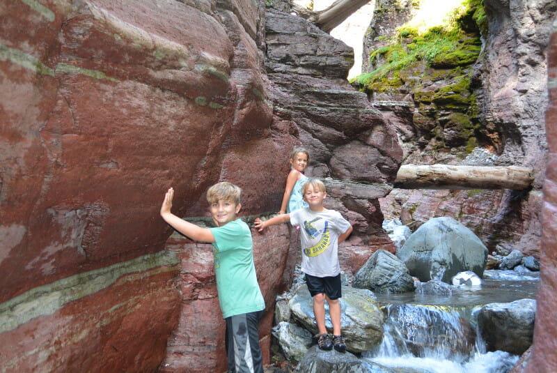 Waterton Lakes Hike