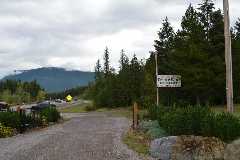 Timber Wold Resort