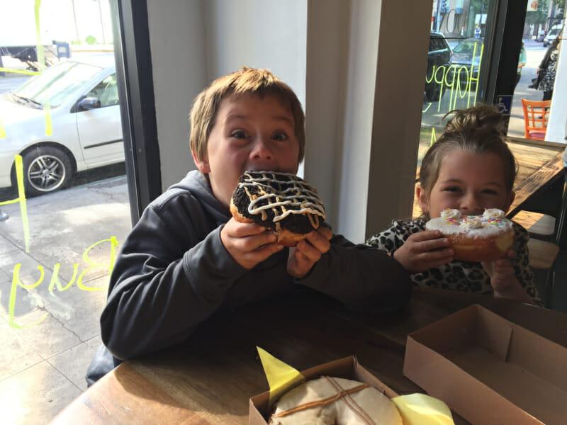 San Diego donuts