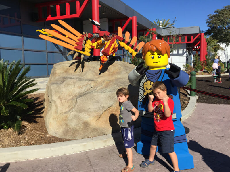 things to do in san diego with kids - Legoland