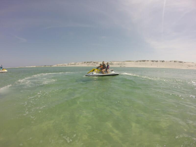 Jet Ski in Alabama