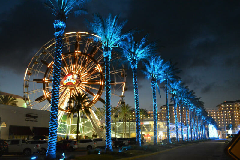 The Wharf Gulf Shores is a happening place day or night!
