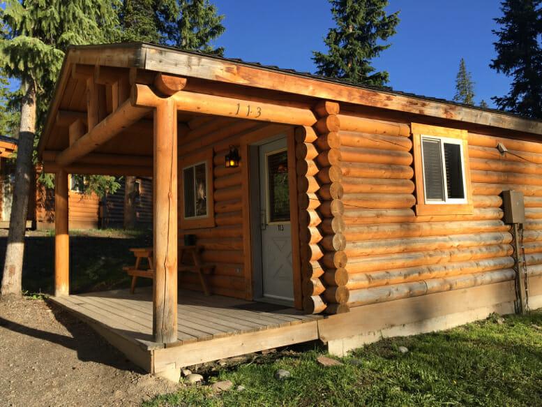 Togwotee Mountain Lodge Cabin