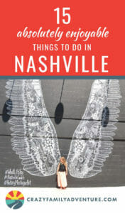 Museums, free things, attractions, restaurants, music and more! Here are 15 Absolutely Enjoyable Things To Do In Nashville With Kids.