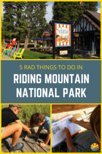 Riding Mountain National Park
