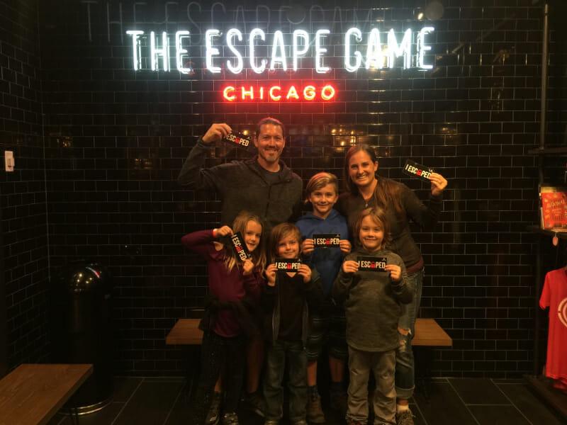 Escape Game Prize