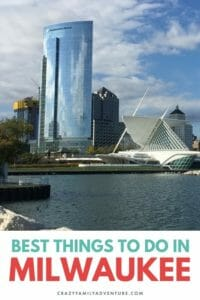 Whether you're looking for culture, great food or sports, you'll find something on this list of 18 magnificent things to do in Milwaukee! You won't want to miss it!