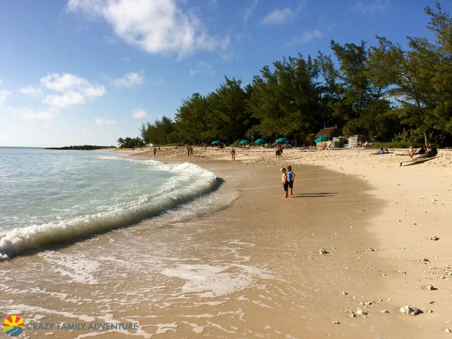 Fort Zachary Taylor Beach In Key West